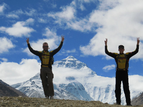 Tibet Reisen-Mt Everest Basis Camp