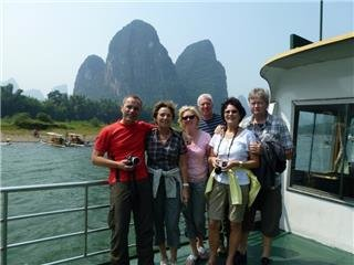 Der Li-Fluss in Guilin