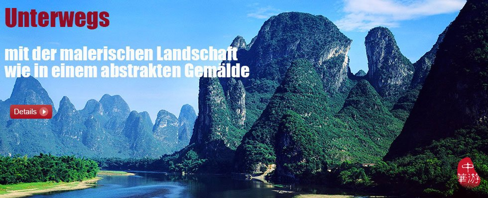 Top 10 Chinareisen-Guilin