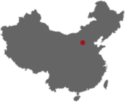 map of Hohhot