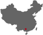 map of Guilin